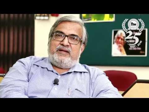 Professor RSS Mani - VP Institutional
