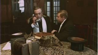 Холмс знакомится с телефоном