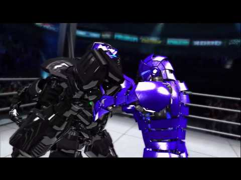 Real Steel AKO Montage