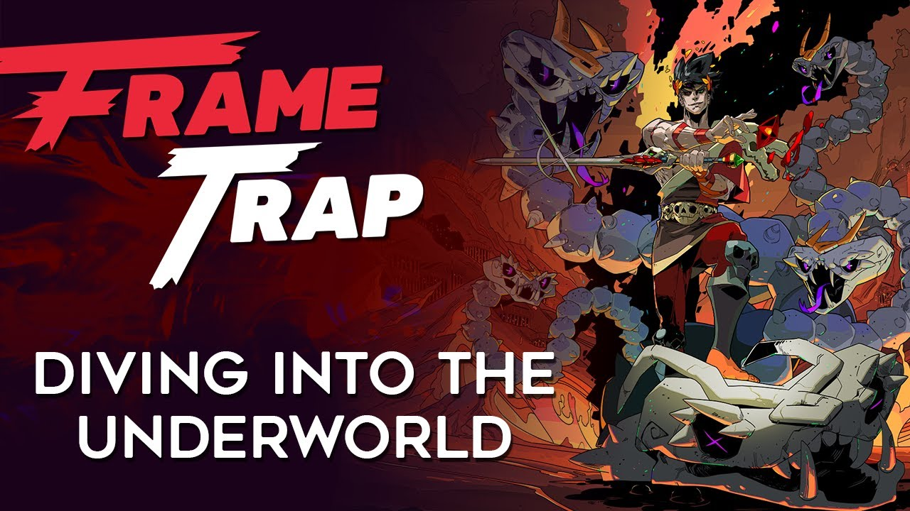 """Frame Trap - Episode 116 """"Diving Into The Underworld"""" - TIMESTAMPS    Opening - 00:00    Hades - 03:17    Dark Souls III - 25:10    Sea of Thieves - 42:30    BESTAKE: Damiani's take on pets - 58:00    Unrailed - 01:0"""