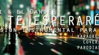 Cali & El Dandee - Yo Te Esperaré (Versión Instrumental)