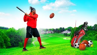 SIDEMEN ALL SPORTS GOLF BATTLE