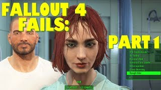 Failed Fallout 4: Part 1