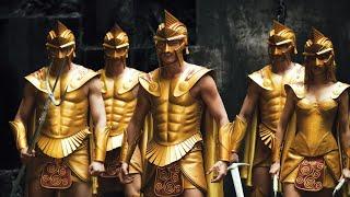 Кадры из фильма Война богов: Бессмертные