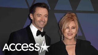 Hugh Jackman's Wife Reacts To 'Mean-Spirited' Rumors About His Sexuality