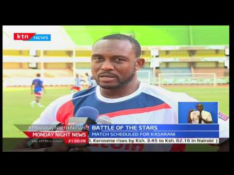 Monday Night News: Liberians hopeful of a win in their friendly against Harambee stars, 14/11/16