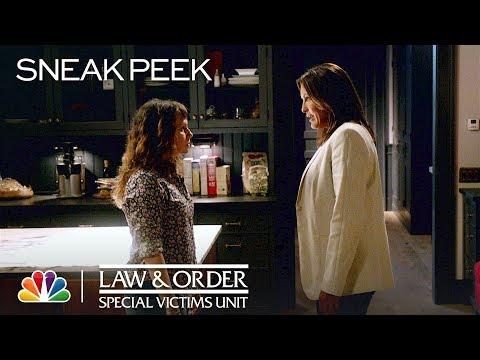 Law & Order: SVU  Benson Grills a Witness Sneak Peek