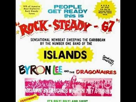 Byron Lee And The Dragonaires - 007 (Shanty Town) - (Rock Steady 67)