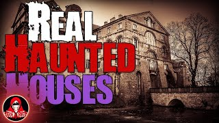 10 REAL Haunted Houses Ghost Stories - Darkness Prevails