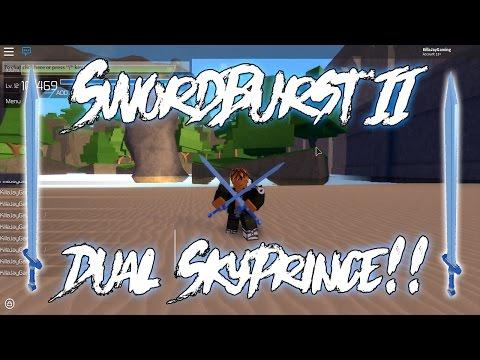 Swordburst 2 How To Get The Epic Skyprince Youtube - Imagez co