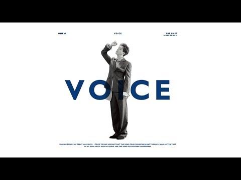"Free Download [full Album] Onew (온유) The 1st Album ""voice"" Mp3 dan Mp4"