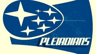 Pleiadians - Ciber Dance (In The Mix @ 145)