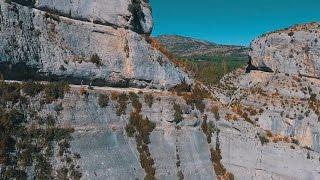 EVASIÓN TV: Ultra Trail Guara Somontano 2016