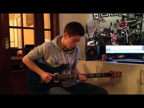 Joe Bonamassa Blues Deluxe Guitar And Drum Cover.