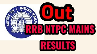 RRB RESULTS 2017 Video