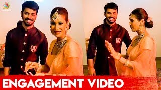 ROMANTIC 😍 Mahat & Prachi Set the Dance Floor on Fire | Engagement Video