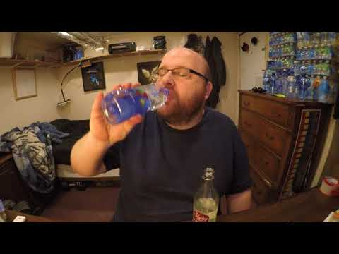 Jon Drinks Water #3995 Aqua Pacific Mineral Water VS Starkey Spring Water