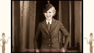 "The Marlene Dietrich ""Trousers Craze"" - 1932 Fashion Thumbnail"