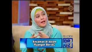 Download Video Bahaya Tidur Menggunakan Kipas Angin Dr Oz Indonesia MP3 3GP MP4