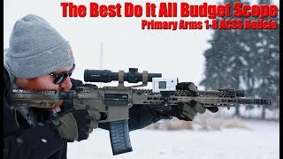 Primary Arms 1-8x24 Scope ACSS Reticle Review: The Best Budget All Purpose Scope