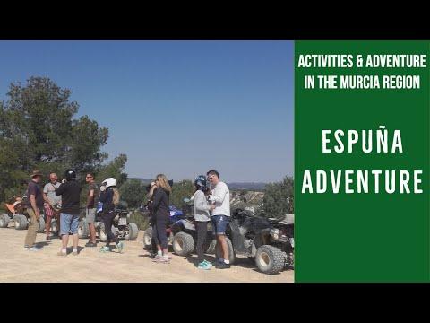 Espuña Adventure Murcia Spain