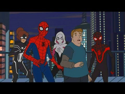 Be the Heroes this City Needs | Marvel's Spider-Man Animated Series