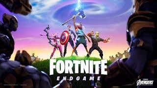 Fortnite X Avengers Endgame LTM - France Les deux méchant / Thanos et le mode super-héros