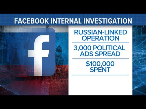 Trump Jr. to testify as Facebook reveals Russia-linked ads