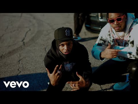 Toosii Feat. Fivio Foreign - spin music (Official Video)