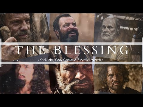 The Blessing with Kari Jobe & Cody Carnes | Elevation Worship | Lyrics |