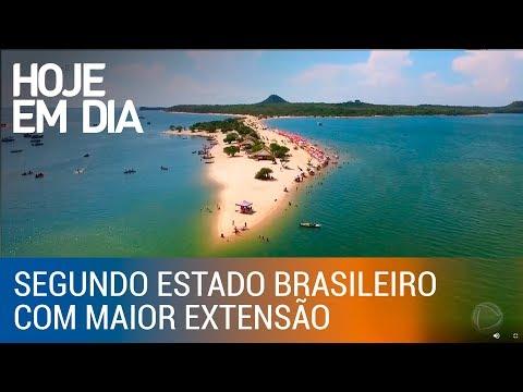 Do Meu Brasil vai até o Pará conhecer as belezas naturais do estado