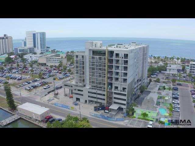 AC Marriott Hotel | Clearwater Beach, FL | June 2021
