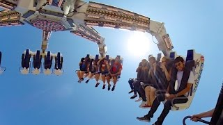 [HD] G Force - Carnival Ride at Orange County Fair (Costa Mesa, CA)