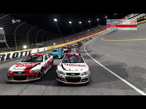 Nascar '15 Victory Edition: Ep: 3; Charlotte Motor Speedway |