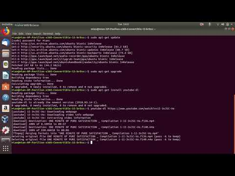 How To Download Youtube Videos And Also Convert Into Mp3 In Linux