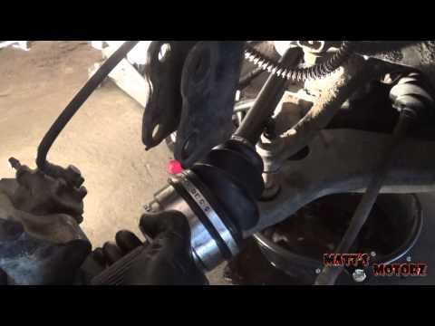 Control Arm And Ball Joint Replacement 2002 Mitsubishi