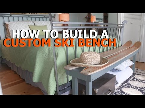 How to make a Water Ski Bench<a href='/yt-w/OVUYmjfneas/how-to-make-a-water-ski-bench.html' target='_blank' title='Play' onclick='reloadPage();'>   <span class='button' style='color: #fff'> Watch Video</a></span>
