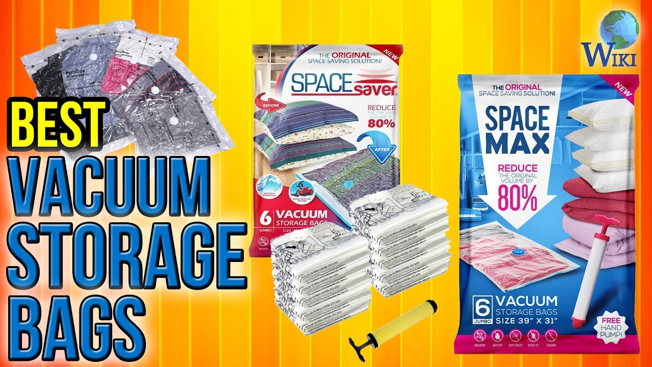 8 Best Vacuum Storage Bags 2017  sc 1 st  YouTube & 8 Best Vacuum Storage Bags 2017 - YouTube