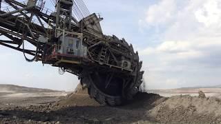 8000 Tonnes Wheel Bucket Excavator - Mining Excavator