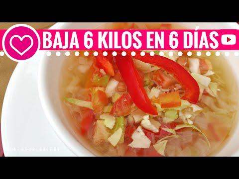Como hacer la SOPA MILAGROSA - para bajar de peso receta