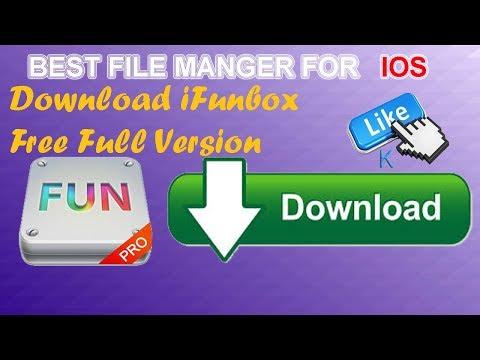 Download IFunbox Best File Menager For IOS Devics On Windows/Mac Urdu Hindi Tutorial