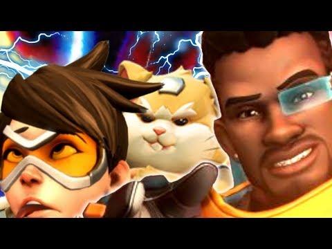 Overwatch - Baptiste ensivaikutelmat + Hamsuperseilyjä thumbnail