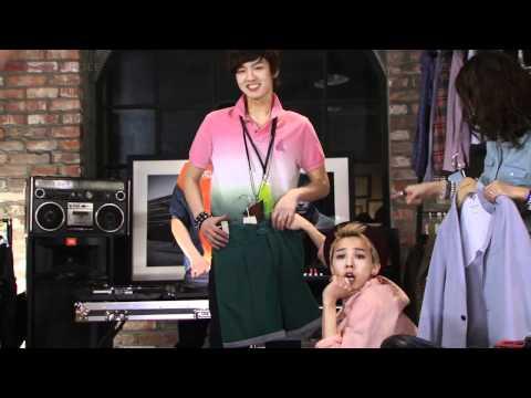 BEANPOLE TV-CF MAKING 영상 (GD INTERVIEW)