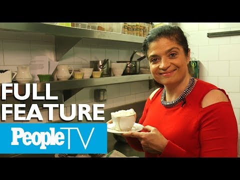 Alex Guarnaschelli Cooks Her Holiday Favorites, Tours Her NYC Restaurant 'Butter' | PeopleTV