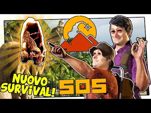 HUNGER GAMES SURVIVAL CON I MOSTRI! (SOS ITA Gameplay Funny Moments)