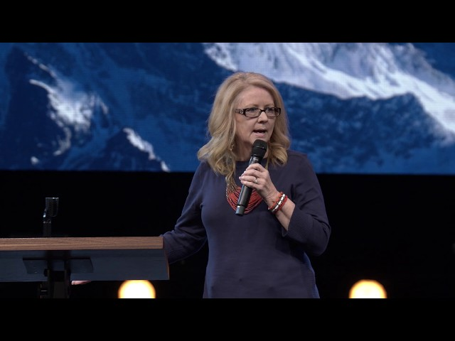 Celebrate Each Step | Wendy Backlund | Bethel Church