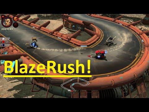 BlazeRush | Part  1 |