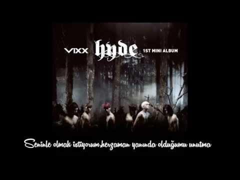 vixx love letter turkish sub