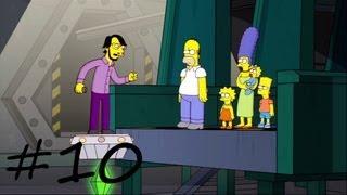 Les Simpson Le Jeu - épisode 10 : Super-soldes | [Xbox 360] Let's play HD Français