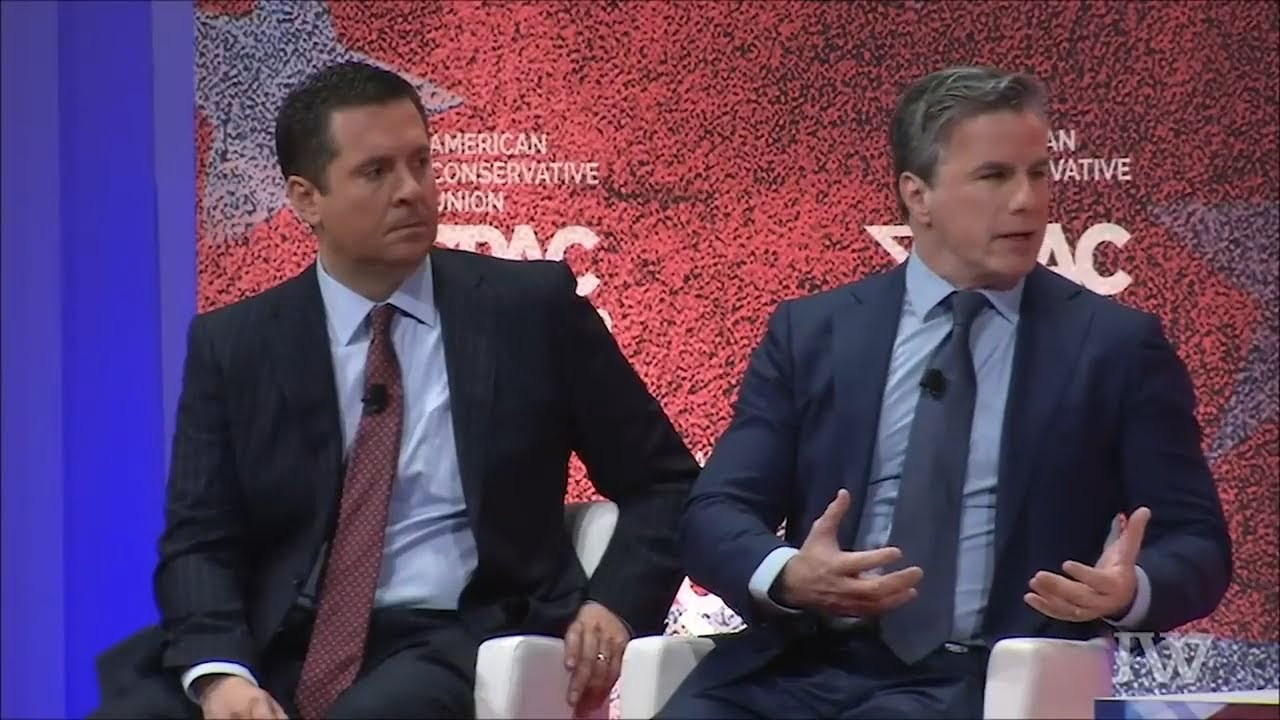 Tom Fitton w/ Devin Nunes on #SpyGate During CPAC 2019--Catch Him NEXT WEEK @ #CPAC2020! - Judicial